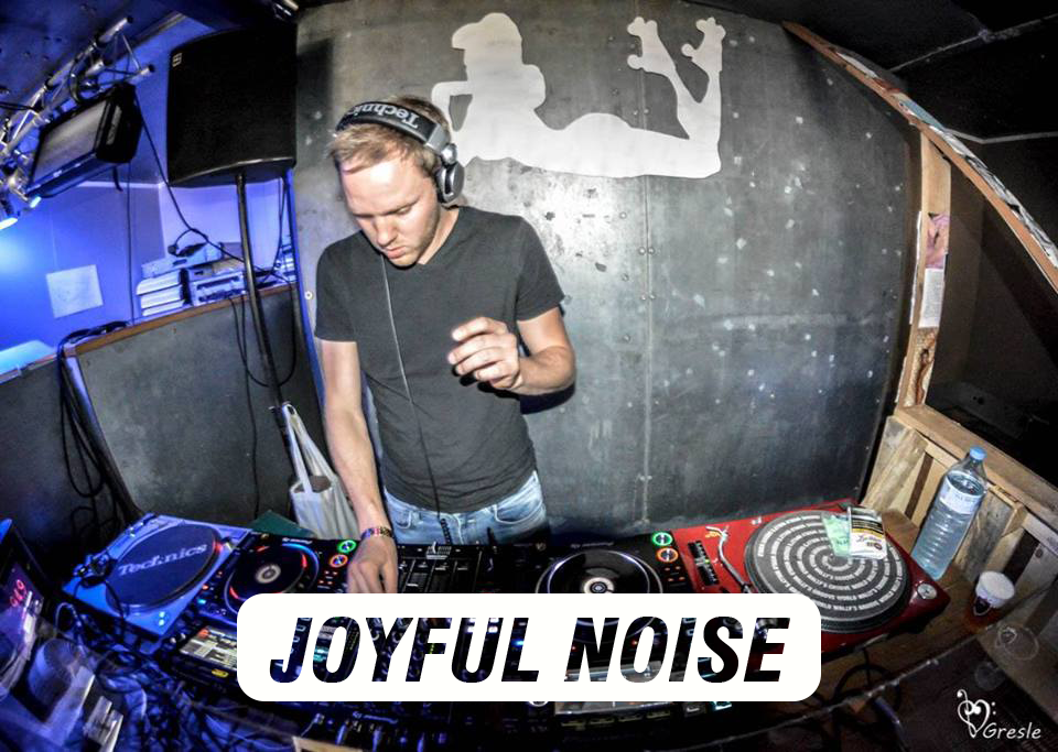Cover Image of Joyful Noise on lineup page Nyx Festival